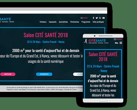 nancy com salon cité santé 2018