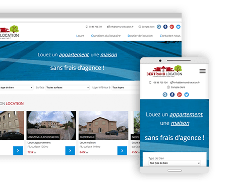 agence immobiliere bertrand location nancy bayon