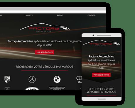 factory automobile vente voiture haut de gamme nancy